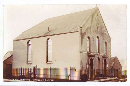 Methodist Chapel 1908